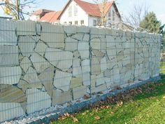 Забор из габиона (Инструкция)