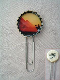 Custom ordered bookmark: Let's go to Egypt