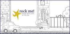 Rock me!  Clothing for kids . . . REALLY cute clothes and they're made in the USA.  Get shopping, parents!