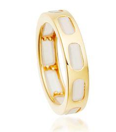Astley Clarke Moonstone Prismic Slice Ring   Harrods