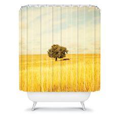 Barbara Sherman Solitary Shower Curtain