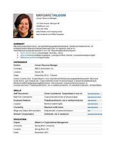 Telecom Professional Resume Sample Resumes Sample Resume Resume Template  Resume Example Sample Senior Project Manager Resume