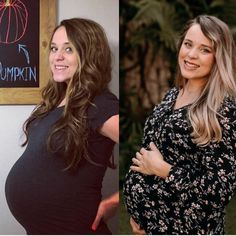 Duggar Pregnant, Jeremy Vuolo, Dugger Family, Bates Family, 19 Kids And Counting, Television Program, Pregnancy Photos, Tv Shows, Families