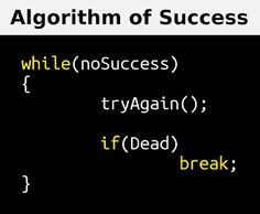 Programming Humor and our life