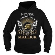 Never Underestimate The Power of a MALLICK - Last Name, Surname T-Shirt #name #tshirts #MALLICK #gift #ideas #Popular #Everything #Videos #Shop #Animals #pets #Architecture #Art #Cars #motorcycles #Celebrities #DIY #crafts #Design #Education #Entertainment #Food #drink #Gardening #Geek #Hair #beauty #Health #fitness #History #Holidays #events #Home decor #Humor #Illustrations #posters #Kids #parenting #Men #Outdoors #Photography #Products #Quotes #Science #nature #Sports #Tattoos #Technology…