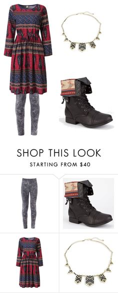 """""""Ethnic1"""" by mari-renser on Polyvore featuring Maiocci, Diva Lounge and House of Harlow 1960"""