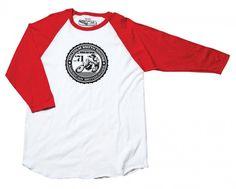 2015 MSR Malcom Seal MX Moto Casual Wear Tops Apparel Tee 3/4 Baseball Shirt