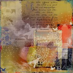 https://flic.kr/p/T9KtyA | THE LITTLE SPACE WITHIN THE HEART |    For a word art challenge at Oscraps. Everything is from NBK Designs. #artjournal #digitalartjournaling #digitalart #collage #digitalcollage