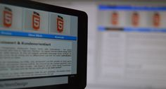 Know the reasons behind the increasing use of HTML5 in online learning.