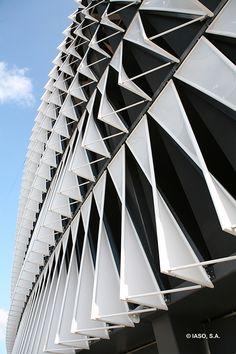 Fachada Textil, Estadio San Mamés