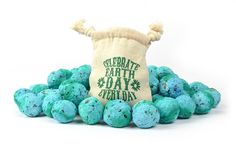 Seed Bomb Bag (3 Bombs) - Earth Day the Easy Way