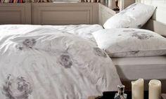 Janine overtrek white dreams roos,4606,08 , wit, grijs, baroc, bloem ,theo bot slapen,bedtextiel.j