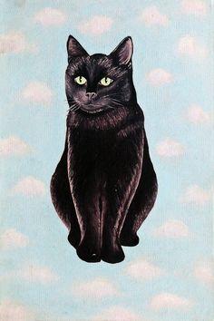Facultad de Artes Oblivion, Asian Art, Weird, Cats, Animals, Art History, Artists, Fotografia, Gatos