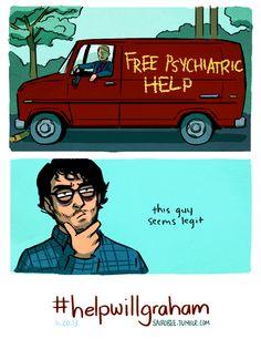 #helpwillgraham by Sairobi.deviantart.com on @deviantART