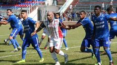 CAnadauenCE tv: Taubaté bate Penapolense com gol nos acréscimos e ...