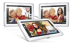 Samsung - GT-N8010ZWEXSA - Galaxy Note 10.1- 32GB WiFi White - Promotional Offers- - TopBuy.com.au