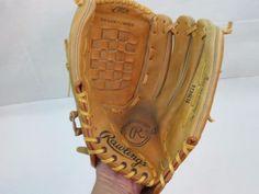 Genuine Rawlings SupeRSize Fastback Baseball Glove Mitt RHT Right Hand Gloves, Hands, Baseball