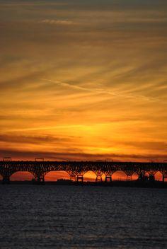 Bridge silhouettes are the BEST.