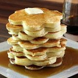 Easy Back-to-School Breakfast Ideas and Recipes for Kids: Basic Pancakes