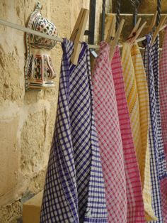 <3  Washing line in Gozo, Malta  picture by Anma Zine
