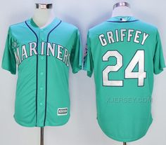 http://www.xjersey.com/mariners-24-ken-griffey-jr-green-2016-hall-of-fame-new-cool-base-jersey.html Only$35.00 MARINERS 24 KEN GRIFFEY JR. GREEN 2016 HALL OF FAME NEW COOL BASE JERSEY Free Shipping!