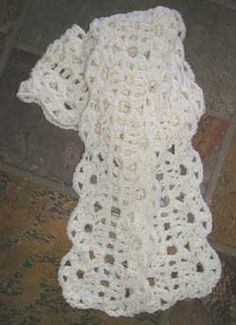 Crochet Patterns Scarves pictures