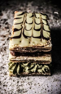 A decandent light pastry by Twigg Studios