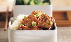 Bien sûr, dans ce classique du « take out Poulet General Tao, Confort Food, Mets, Potato Salad, Chicken, Cooking, Ethnic Recipes, Desserts, Tofu