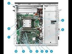 [DangDi.vn] Giới thiệu dòng  HP ProLiant ML110 Gen9 Server