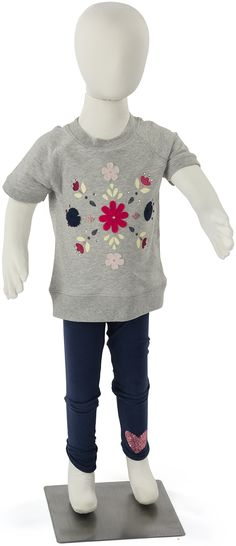 Child Mannequin, Abstract Faces, Form Design, Exercise For Kids, Dress Form, White Fabrics, Fabric Covered, New Product, Kids Outfits
