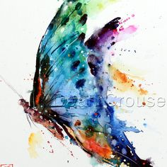 watercolor butterfly - Google 搜尋