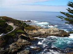 Pacific Coast Highway--It is beautiful--a must see!