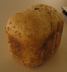 Recepten voor de broodbakmachine, broodoven, traditionele oven en dieet
