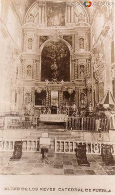 Fotos de Puebla, Puebla, México: Altar de Los Reyes