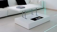 impressionnant table basse rehaussable