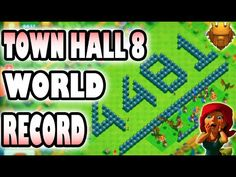 """Clash of Clans - TOWN HALL 8 WORLD RECORD! """"HIGHEST TOWN HALL 8 TITAN EVER!"""" Low Townhall Trophies! - http://yourtrustedhacks.com/clash-of-clans-town-hall-8-world-record-highest-town-hall-8-titan-ever-low-townhall-trophies/"""