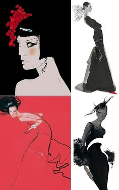 #DavidDownton #illustration