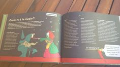 Extrait du génial Cool mythologies Roman, Mythology, Cool Stuff, Cover, Books, Magic, Livres, Kid, Libros