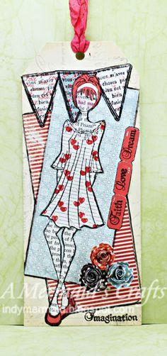 A Mermaids Crafts: Imagination Tag  ~ indymermaid.blogspot.com
