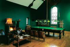 Extravagant medieval/modern home in Carlow on AirBnB Moon Gate, Rental Apartments, Poker Table, Perfect Place, Emerald Isle, Modern, Summer, Apartment Ideas, Bespoke