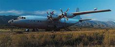 Самолёты-долгожители. Ан-12 » Военное обозрение