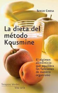 La dieta del método Kousmine ~ Dietas fáciles para bajar de peso.