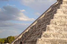 Chichen Itza, Mexico is another New 7 Wonder of the world and recently the focus of the possible end of the world as predicted by the Mayans for 21/12/2012 #cheapflights2013