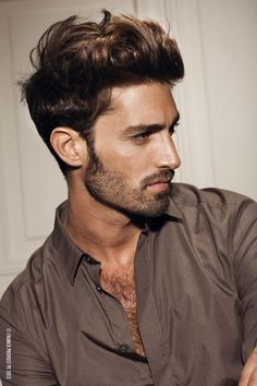 Admirable Male Model Photos Men Hair Cuts And Beards On Pinterest Short Hairstyles Gunalazisus