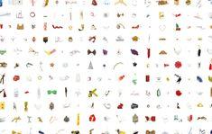 Japanese Tip: An Exhibition of 8,000 Chopstick Sleeve Sculptures Left Behind at Restaurants | Colossal