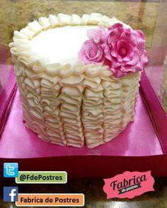 Un pastel romántico en pareja se disfruta mucho mejor.
