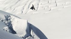 Andreas Wiig's entry for the X Games Real Snow Backcountry 2014 all-video snowboard contest.