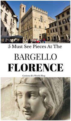 What the Uffizi is to Renaissance painting the Bargello is to sculpture. Find out why you need to visit this spectacular yet uncrowded museum in Florence (it's amazing!) and learn about 5 specific pieces to make sure you see while you're there. . #Italy #florence #bargello #sculpture #italytravel #italytraveltips #mustseeinflorence Italy Travel Tips, Travel Destinations, Travel Europe, Budget Travel, Travel Guide, European Destination, European Travel, Filippo Brunelleschi, Cruise Excursions