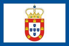 Bandeira de D. João IV de Portugal ( 1640-1656)