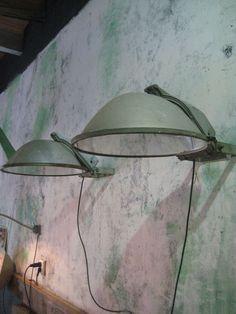 ovale wandlamp